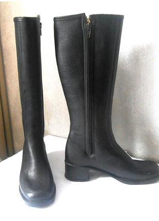 Англия! зимние резиновые сапоги с мехом derri boots, р.35