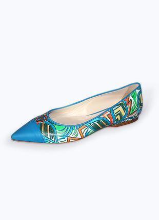 Туфли renzi женские