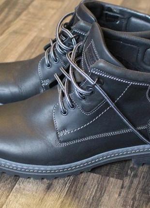 Ботинки мужские зимние marco piero