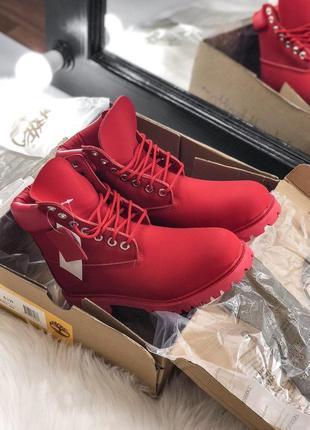 Женские ботинки тимберленды timberland