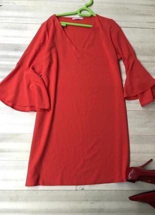 Яркое платье- туника