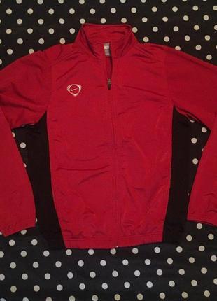 Олимпийка nike спортивная куртка курточка размер s