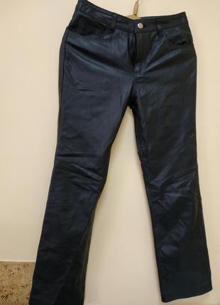 Кожаные штаны, штаны из натуральной кожи