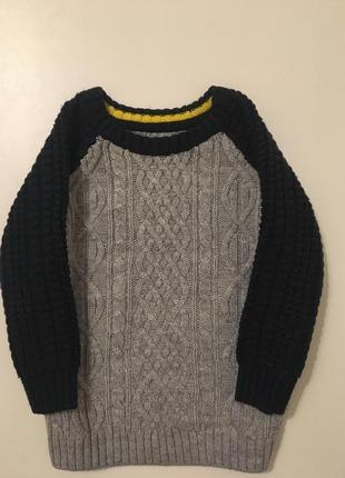 Тёплый, вызванный свитер