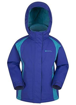 Новая демисезонная куртка mountain warehouse на 10-12 лет