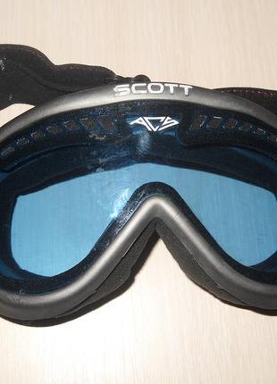 Лыжная маска scott