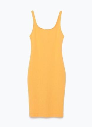 Платье,сарафан миди zara