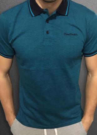 Поло футболка pierre cardin