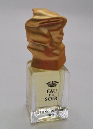 Sisley eau du soir,миниатюра, оригинал, 2 мл