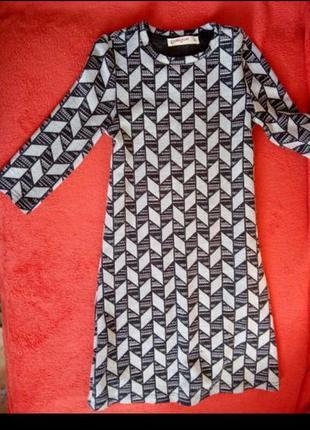 Теплое платье gloria jeans