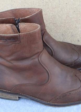 Ботинки australian aвстралия кожа 42 броги