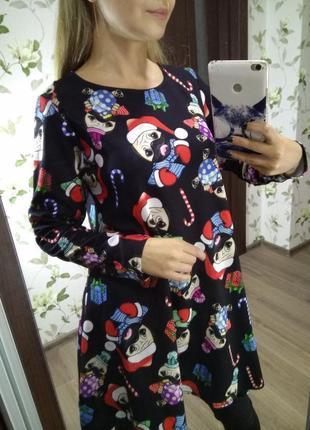 Платье платице новогоднее распродажа размер с -м