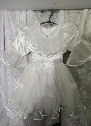 """Платье """"снежинка""""  подарки1"""