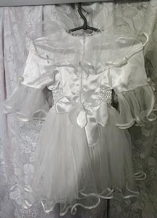 """Платье """"снежинка""""  подарки2"""