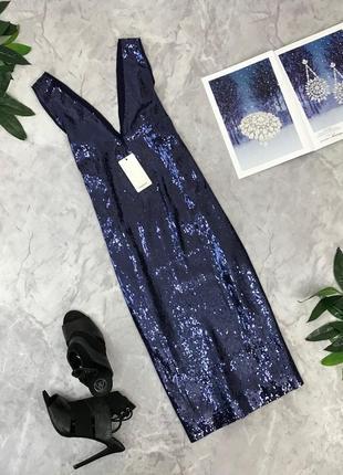 Нарядное платье в паетку  dr1846212  mango