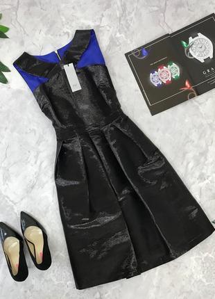 Нарядное платье с отрезной талией  dr1852050 f&f