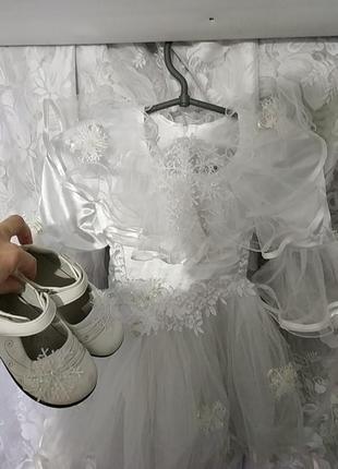 """Платье """"снежинка""""  подарки5"""