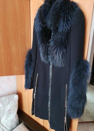 Женское кашемировое пальто samang