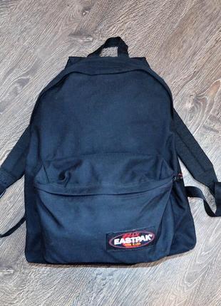 Стильный повседневный рюкзак eastpak ® backpack ek620 24 l black2