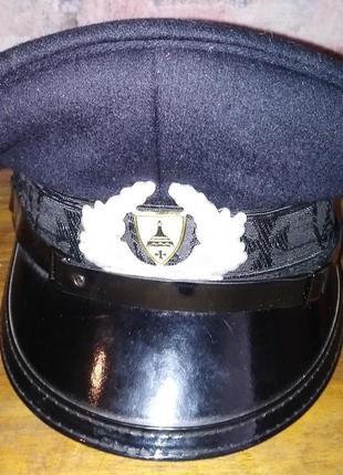 Немецкая фуражка союза ветеранов кифхойзер