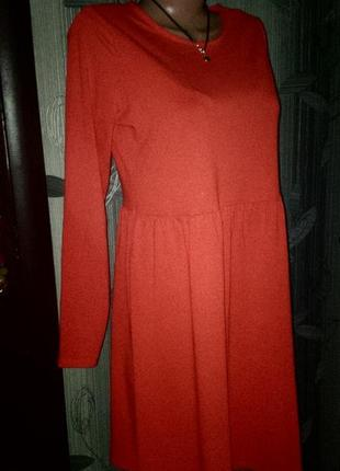 Яркое платье marks & spencer