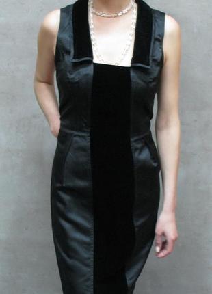 Новое вечернее деловое платье vera wang