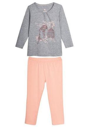 Пижама lupilu! размер 110-116