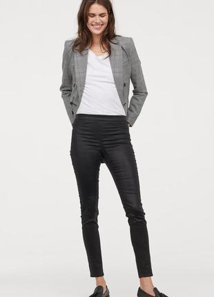 Фирменные брюки леггинсы треггинсы h&m, размер 34