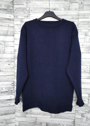 Натуральный шерстяной свитер wool vers