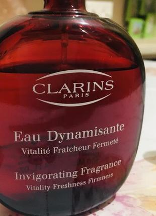 Clarins eau dynamisante парфюм туалетная вода духи