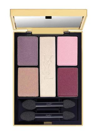 Тени для век yves saint laurent ombres 5 lumieres eyeshadow # 4 - вышли сроки