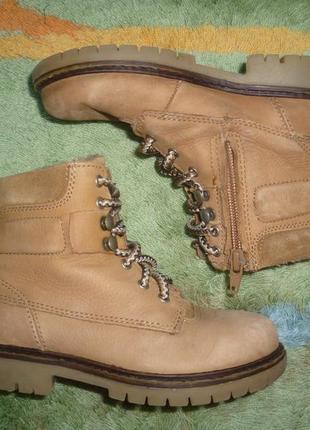 Черевики zara (р.28 - устілка 18см) ботинки сапожки сапоги