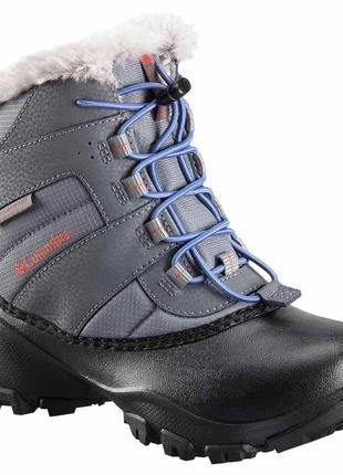 Columbia rope tow iii -зимние ботинки - 26р