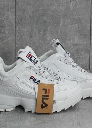 Белоснежные кроссовки fila!!! в наличии 36,37,38,39,40,41, цена ... a64d2546ab5