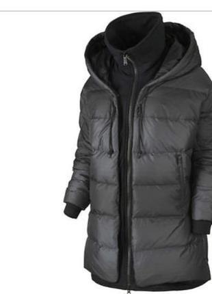 Пуховая куртка nike