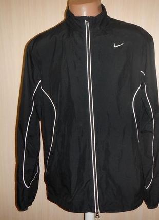 Куртка nike p.m ветровка