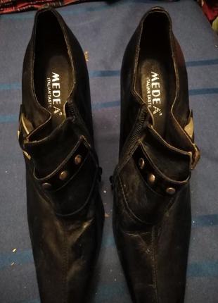 Ботиночки  на шпильке