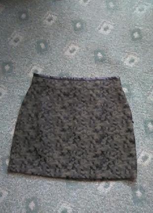 Шикарная юбка от zara