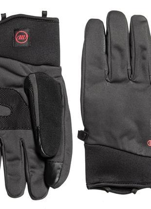 Перчатки рукавички manzella  водонепроникні, ізольовані, сумісні з сенсорним екраном