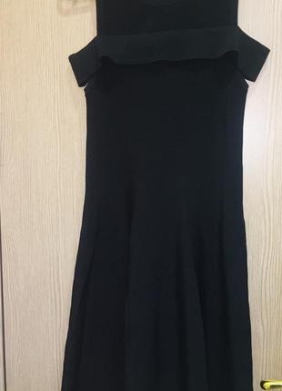 Платье-резинка s-xs