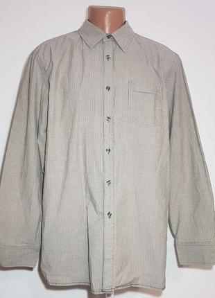 Рубашка mantaray, 100% хлопок, xl-xxl, как новая!