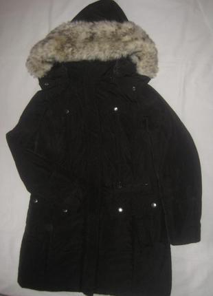 Куртка-парка мaine и шапка в подарок!
