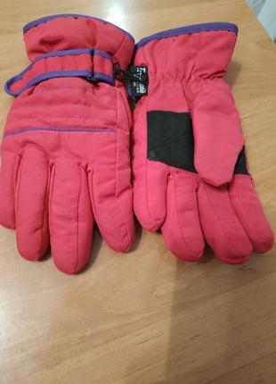 Краги рукавички перчатки