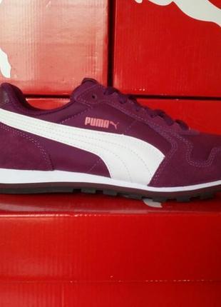 Puma st runner nl женские кроссовки