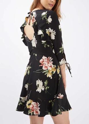 Нереально красивое платье topshop xs