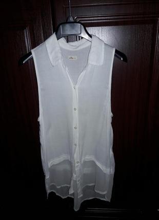 Классный топ блуза hollister оригинал