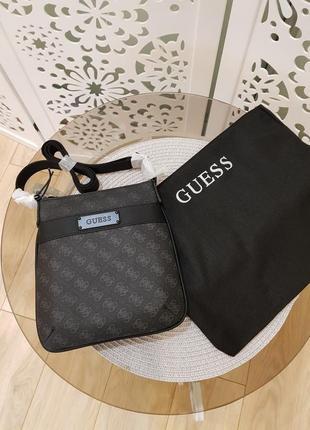 Мужская сумка guess. новая