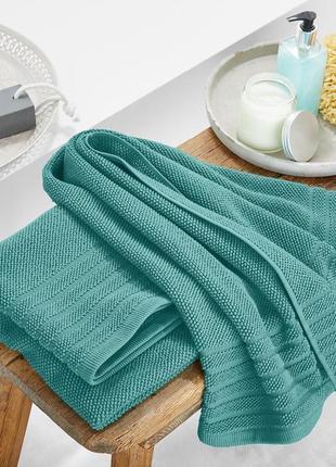 Органическое полотенце для лица и тела