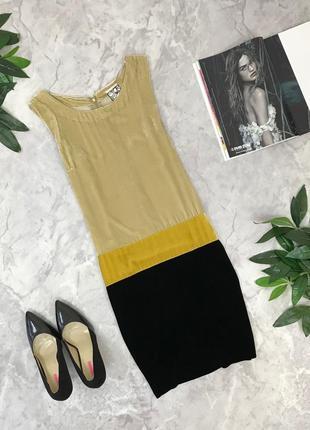 Винтажное платье с велюра  dr1852036 vintage stories