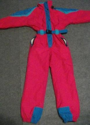 Горнолыжный костюм, лыжный комбинезон фирмы decathlon